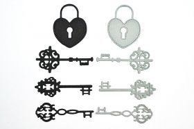 The Key to your Heart - 8бр.