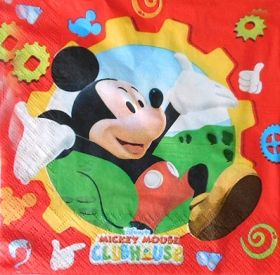 Салфетка Mickey Mouse