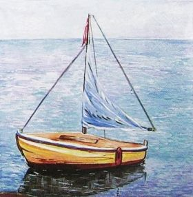 Салфетка SAILBOATS SLOG 025701